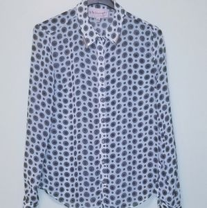 Philosophy sher blouse